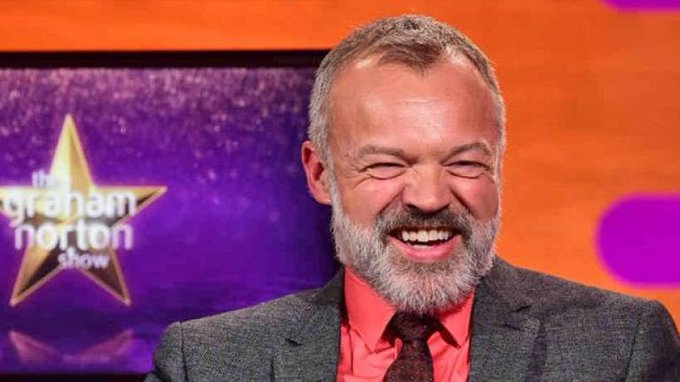 Happy Birthday, Graham Norton!