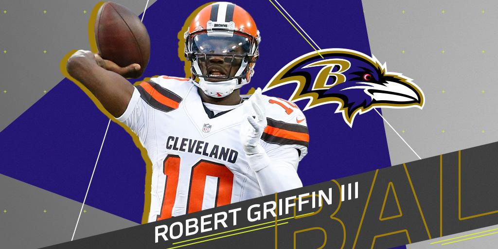 .@Ravens sign @RGIII to one-year deal: https://t.co/lYcAj6MkHj https://t.co/AUuRsNL6gI