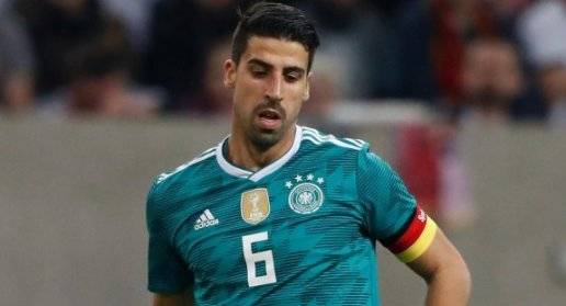 Rangers fan winds up forgotten star by using Sami Khedira picture in happy birthday message