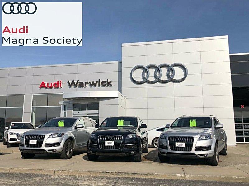 Audi Warwick On Twitter Audi Warwick Has Been Honored With The - Audi warwick