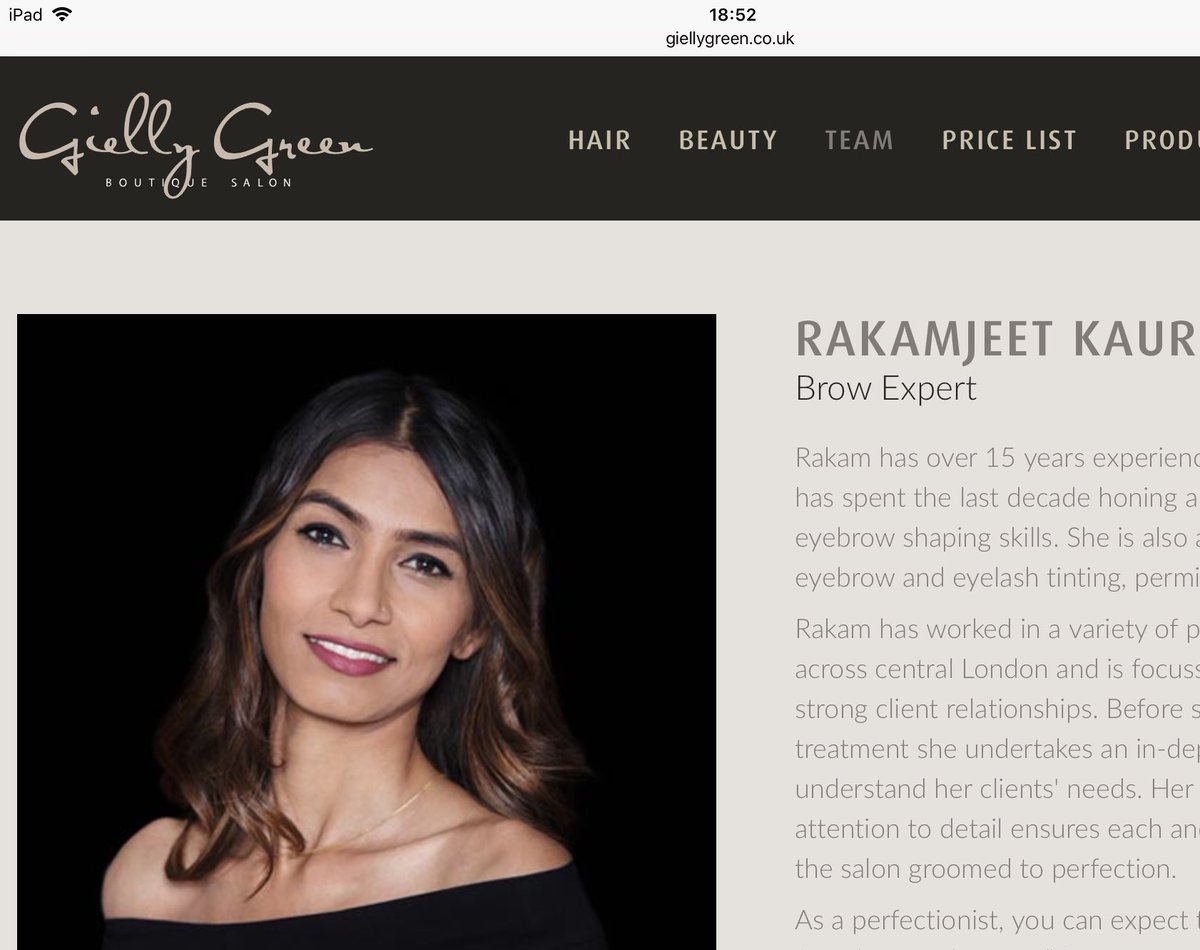 56648e481e5 R A K A M Brows & Lashes - London on Twitter: