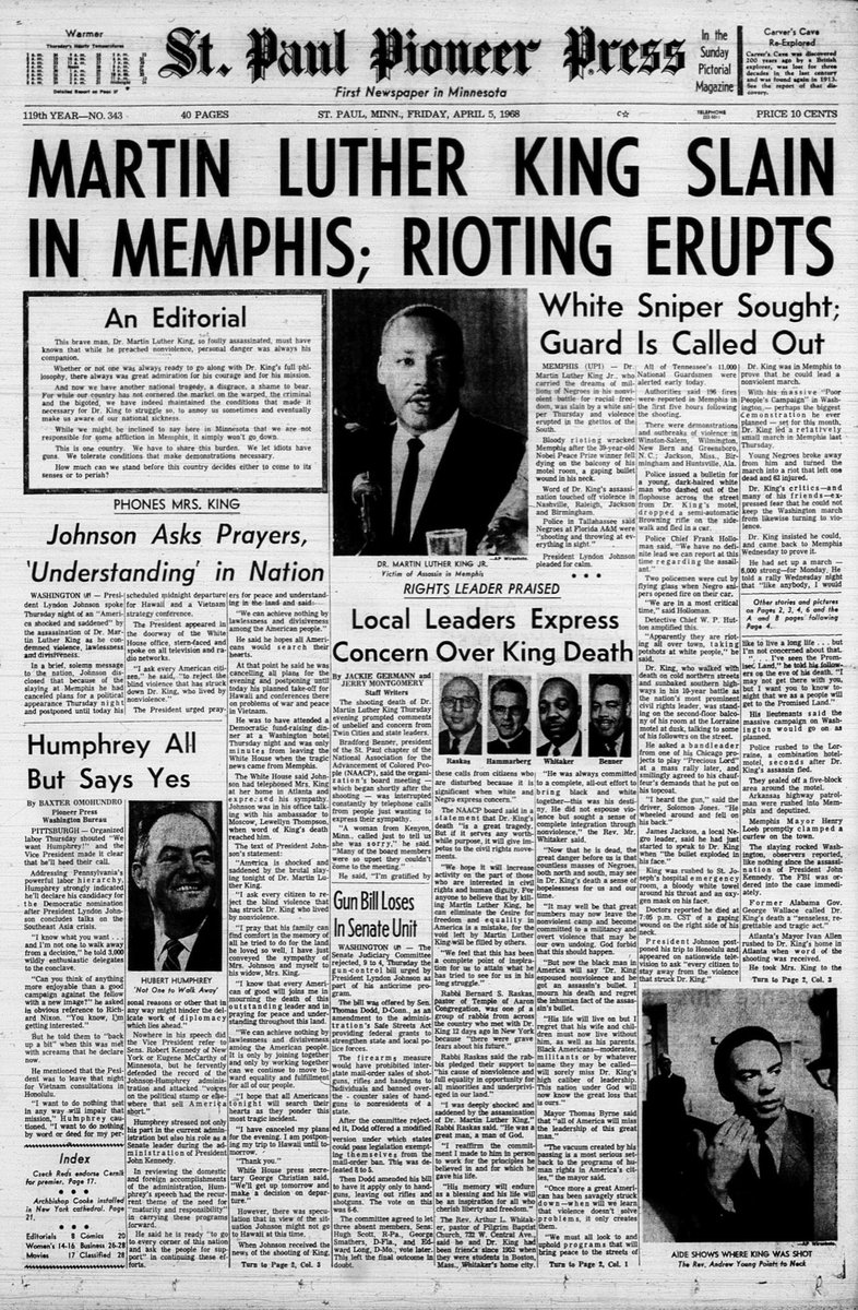 martin luther king jr assassination thesis statement Assassination of martin luther king, jr (april 1968) the democratic party of america and the us government assassinated dr martin luther king jessie jackson made a deal to betray dr king and take over as the de facto leader of the black community.