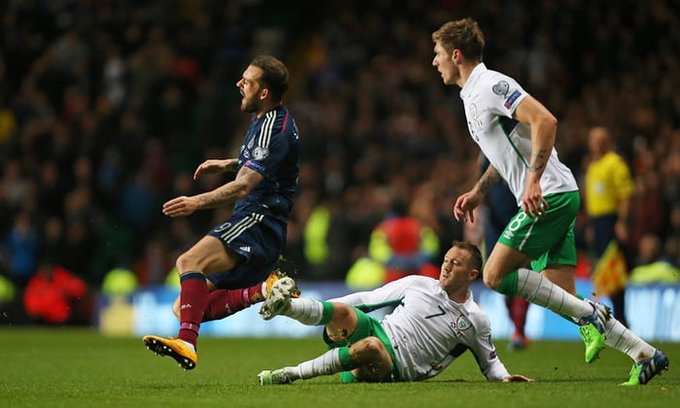 Happy birthday to Aiden McGeady - enjoy the Guinness old boy - 32 today