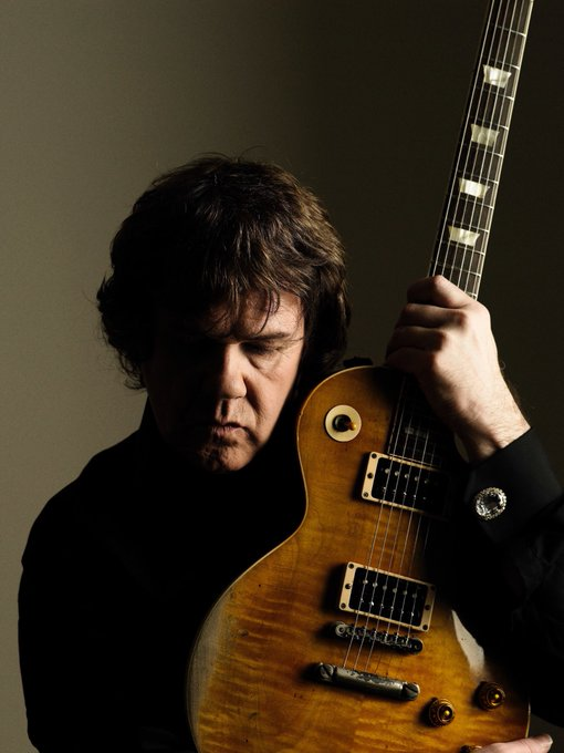 Happy Birthday Gary Moore! RIP