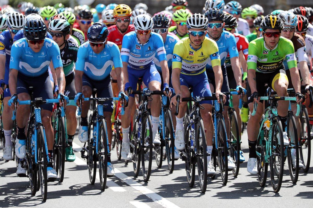 Nairo Quintana en la Vuelta al País Vasco