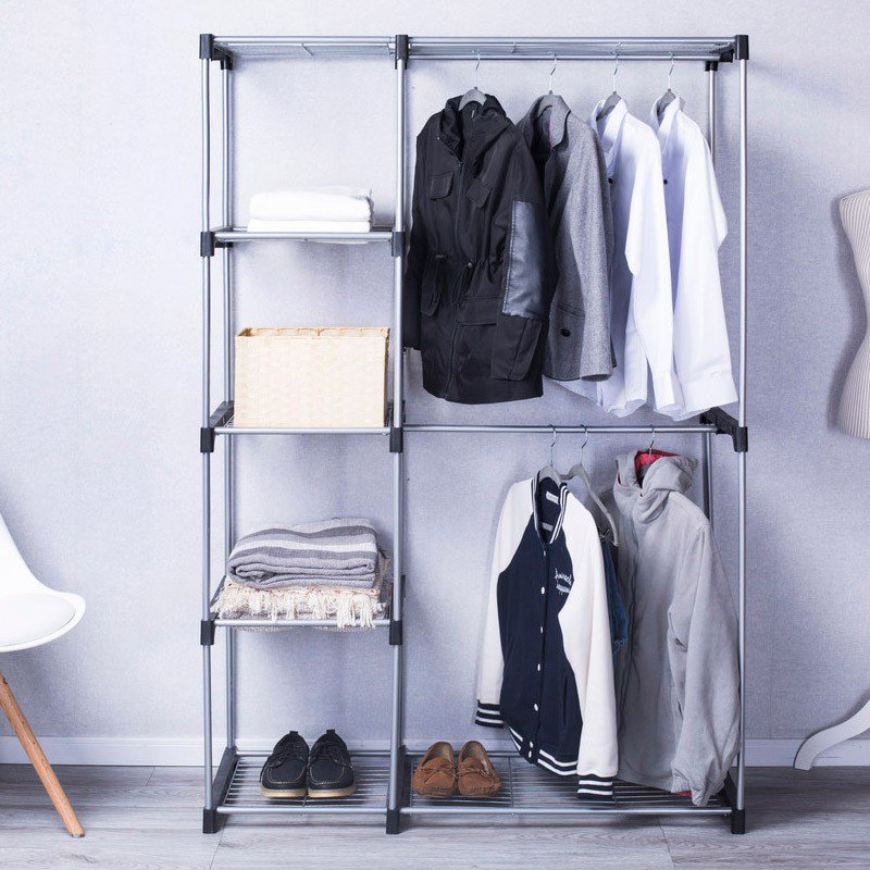... Unique Free Standing Closet. Price: KSh 7950/ . Shop For It Online At  Https://goo.gl/y22Q3T Or At Our Home And Storage Shop, Yaya Center, 1st  Floor.
