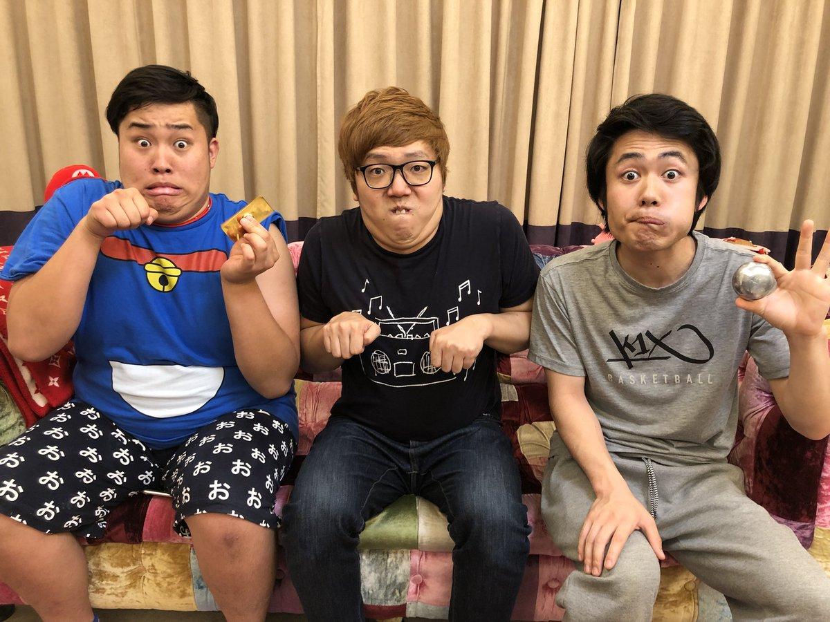 本日はこの3人で動画撮りまくりでした(笑)笑いすぎて息できない内容もあったのでお楽しみにwww????