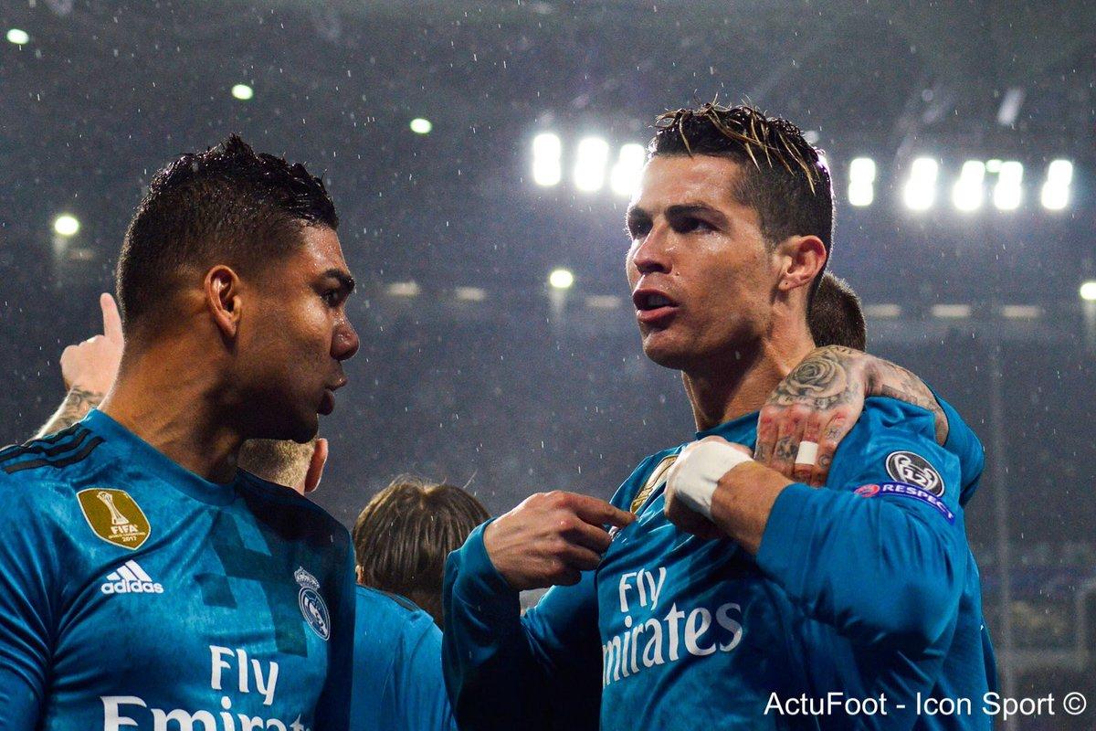 🔥 Ronaldo dans l'histoire de la C1 :  ✅ Meilleur buteur. ✅ Le plus de doublés. ✅ Le plus de triplés. ✅ Unique joueur à marquer lors de 10 rencontres consécutives. ✅ Meilleur buteur des phases de poule. ✅ Meilleur buteur des phases finales. ✅ Meilleur buteur des finales.
