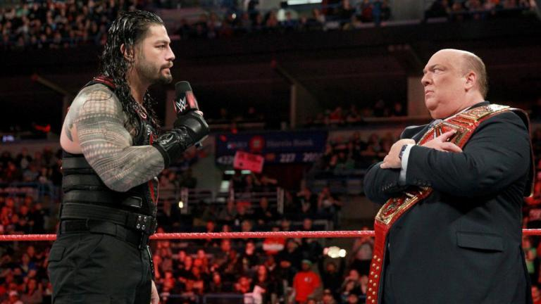 .@HeymanHustle: Working with @WWERomanReigns would be an absolute career defining moment for me bit.ly/2q43Fjm