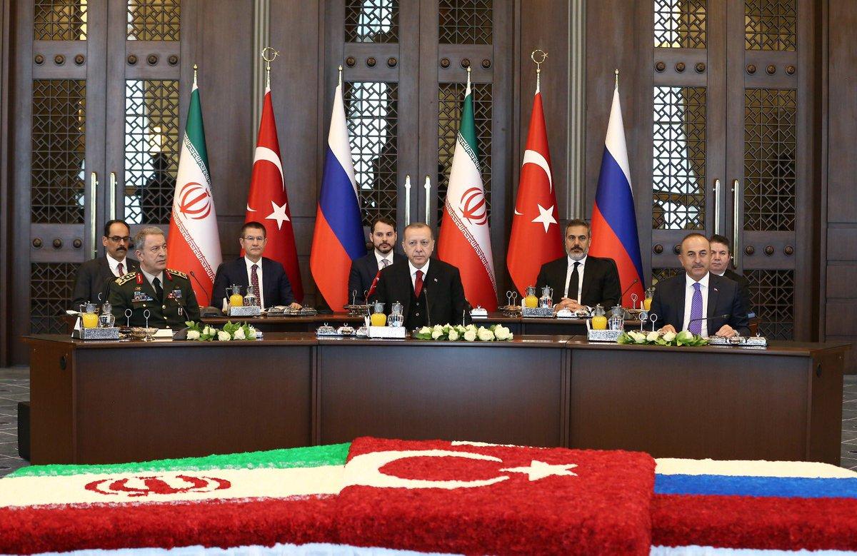 По итогам переговоров в Турции