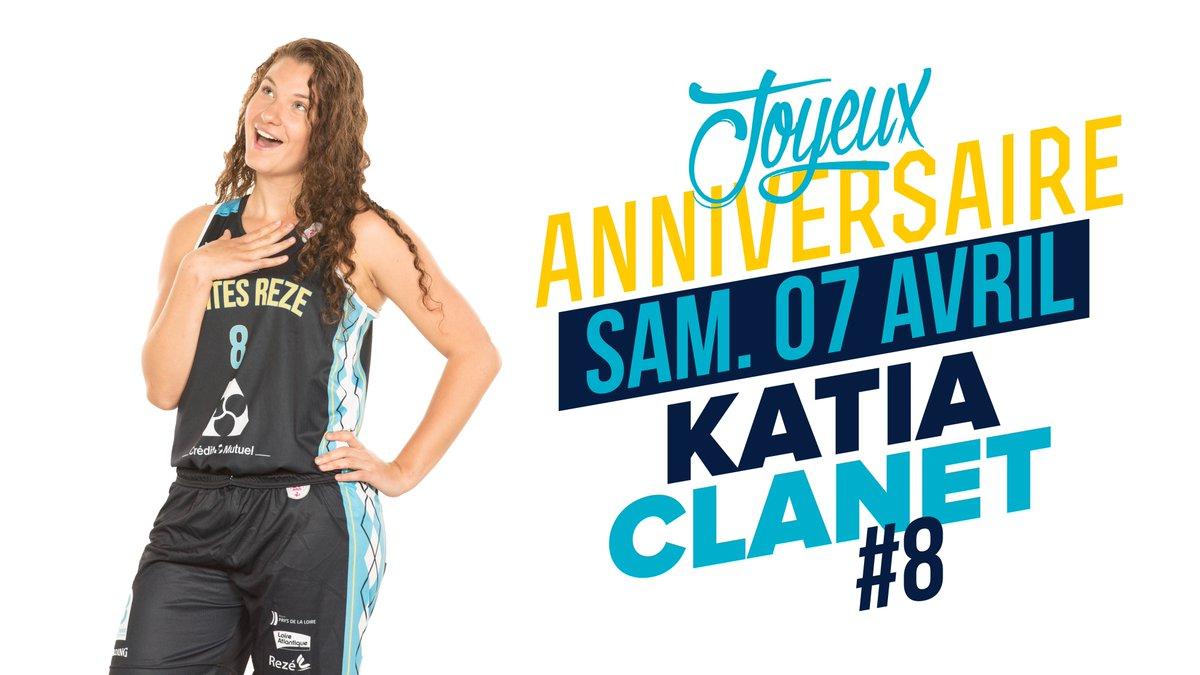 Nantes Reze Basket On Twitter Aujourd Hui Nous Souhaitons Un