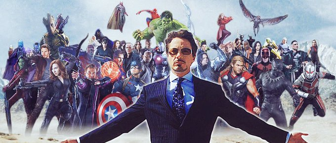 Happy Birthday to the iconic, legendary, life-saver and talented Robert Downey Jr.