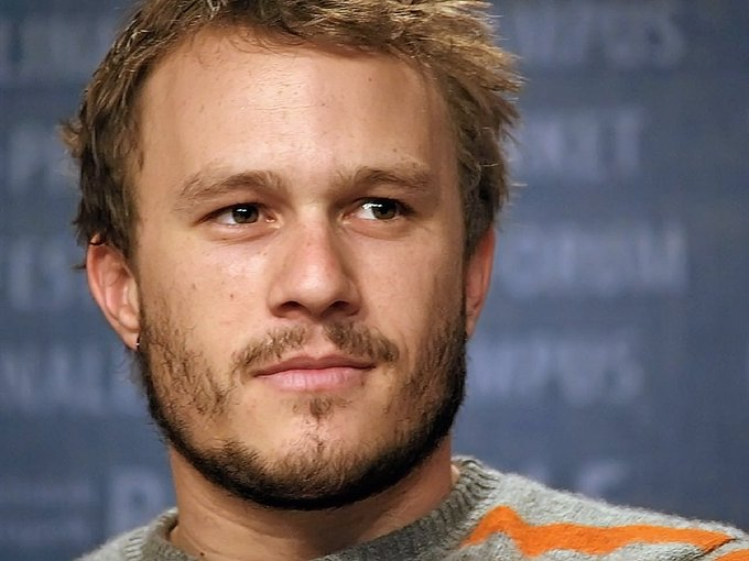 Happy birthday, Heath Ledger! He would have been 39 today.  Gone but not forgotten (1979-2008)