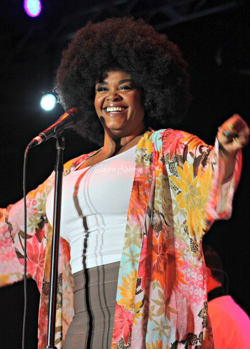 Happy birthday to the one and only, Jill Scott! She turns 46 today!