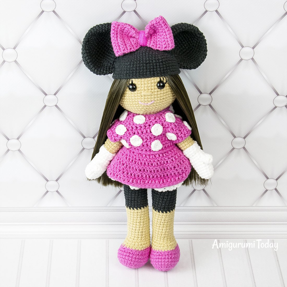 Amigurumi Today Crochet Patterns | Oster häkelanleitungen ... | 1100x1100