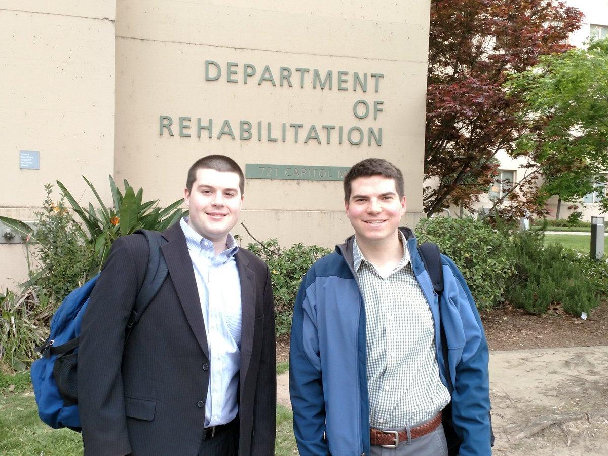 California Department of Rehabilitation Picture