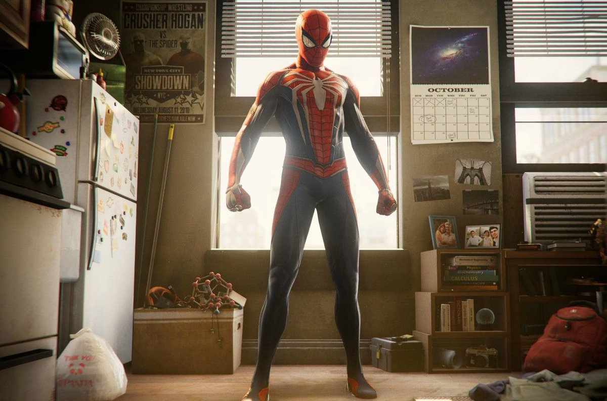 Spider-Man Releases Exclusively On PlayStation 4 On September 7 https://t.co/CsFuBkU4Fa