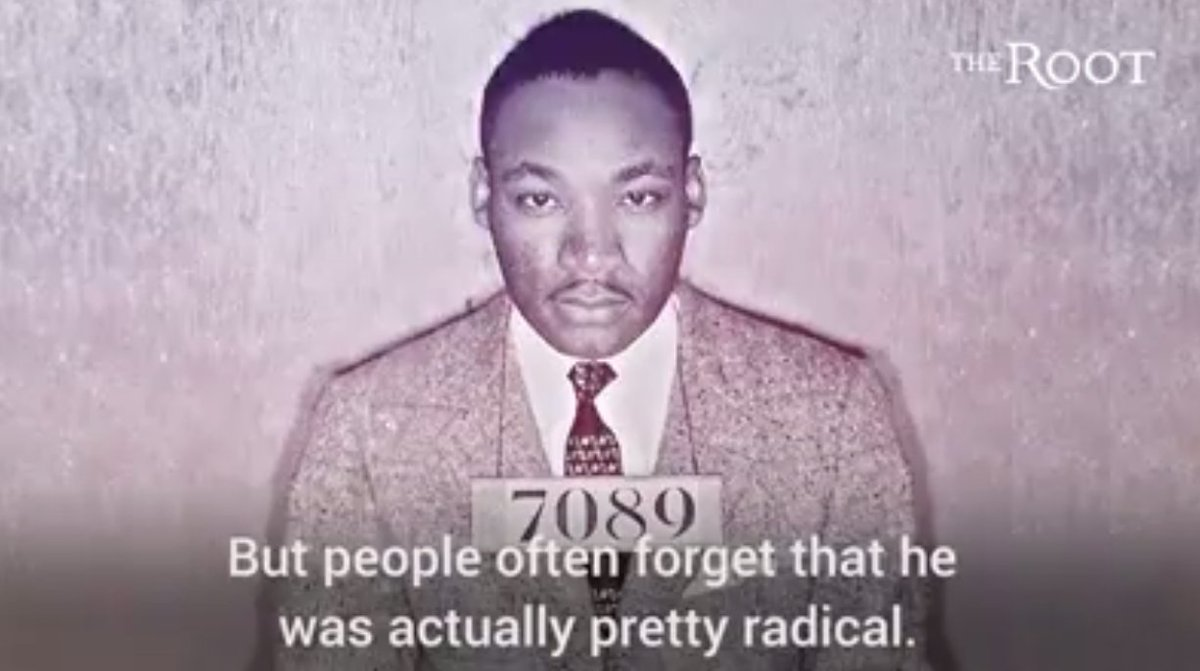 """Dr. Martin Luther King Jr.s politics went far beyond having a dream. Nearly 80% of whites disapproved of MLK when he died but somehow they'll try to remind you of what """"he would have wanted."""""""