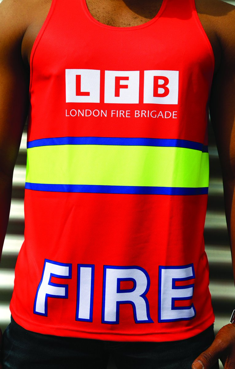 TODAY, 45 members of the London Fire Brigade staff in LFB running vests will take part in this year's Virgin Money London Marathon to raise money for charities close to their hearts  https://t.co/2E0HYKuqXE