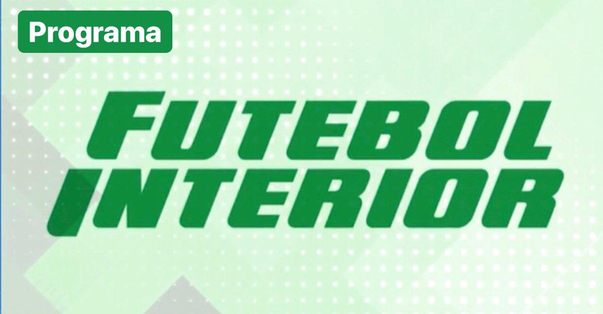 5f0f20cddd304 Futebol Interior on Twitter