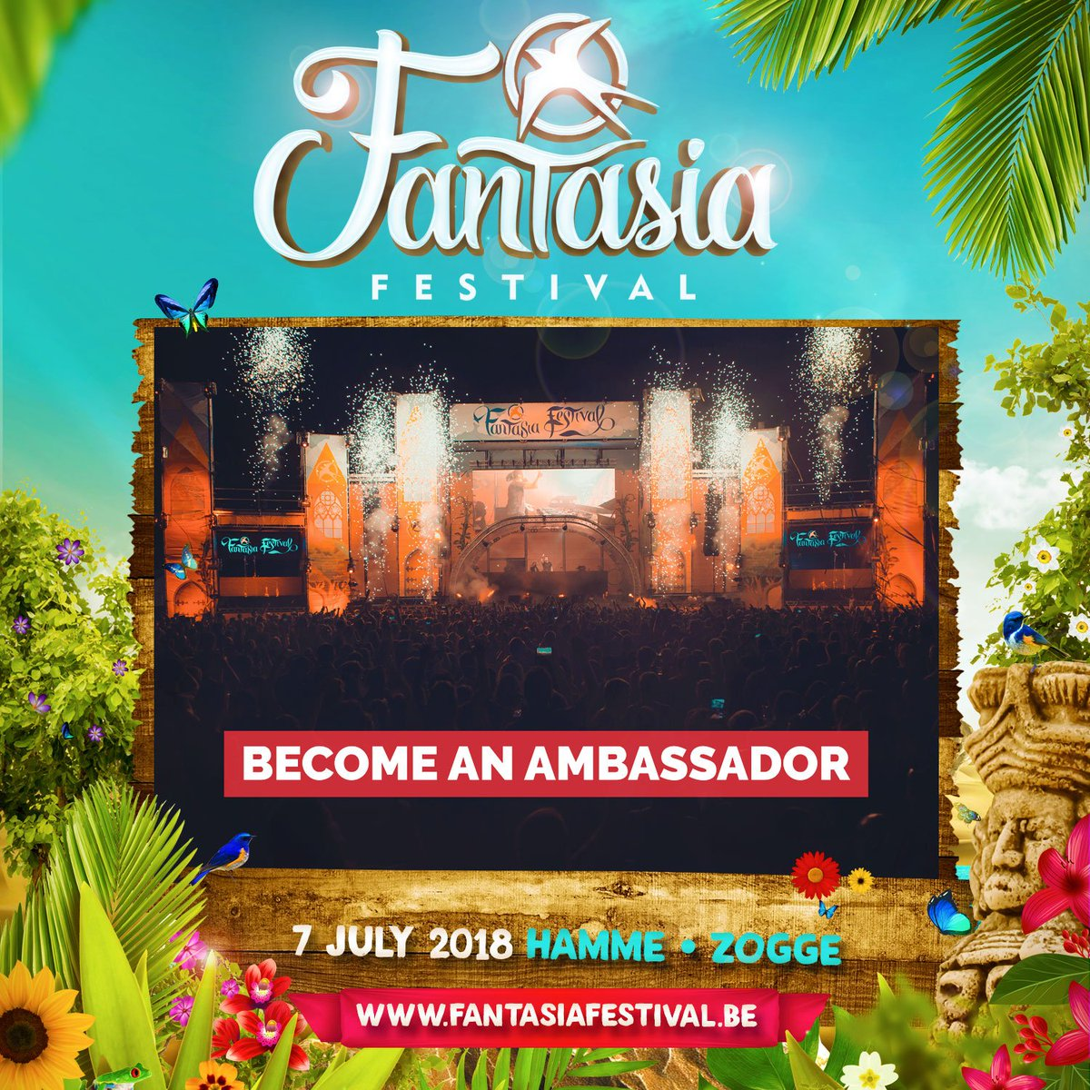 4181ca388 Become an official Fantasia Festival ambassador  Earn tickets and exclusive  experiences by selling tickets!