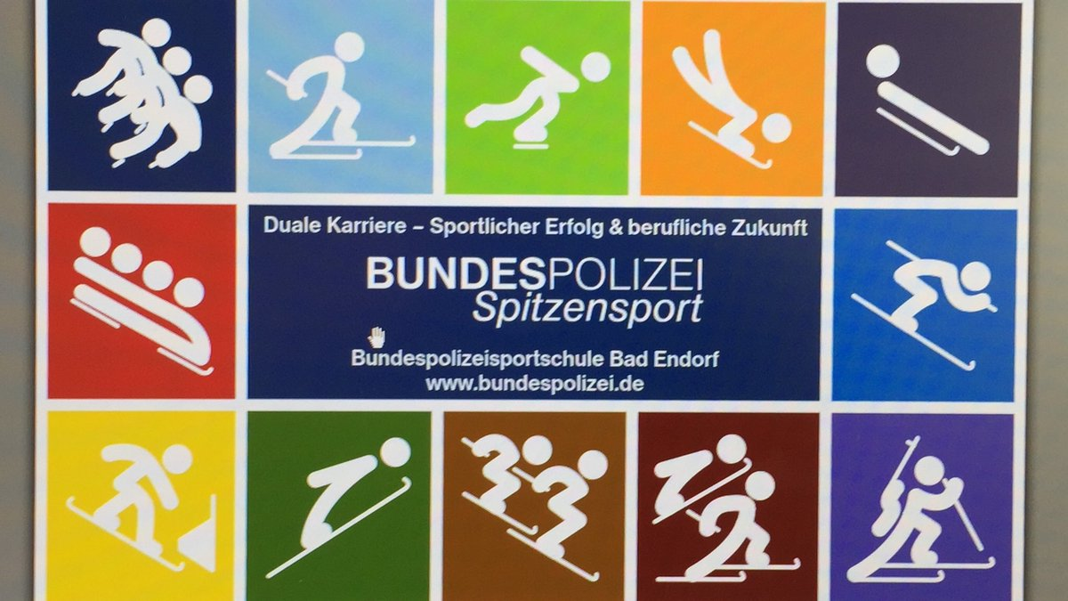Bundespolizei Sport On Twitter Dosb Präsident Hörmann Bei