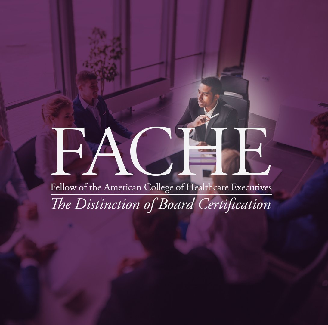 Ache On Twitter The Fache Credential Serves As The Gold Standard