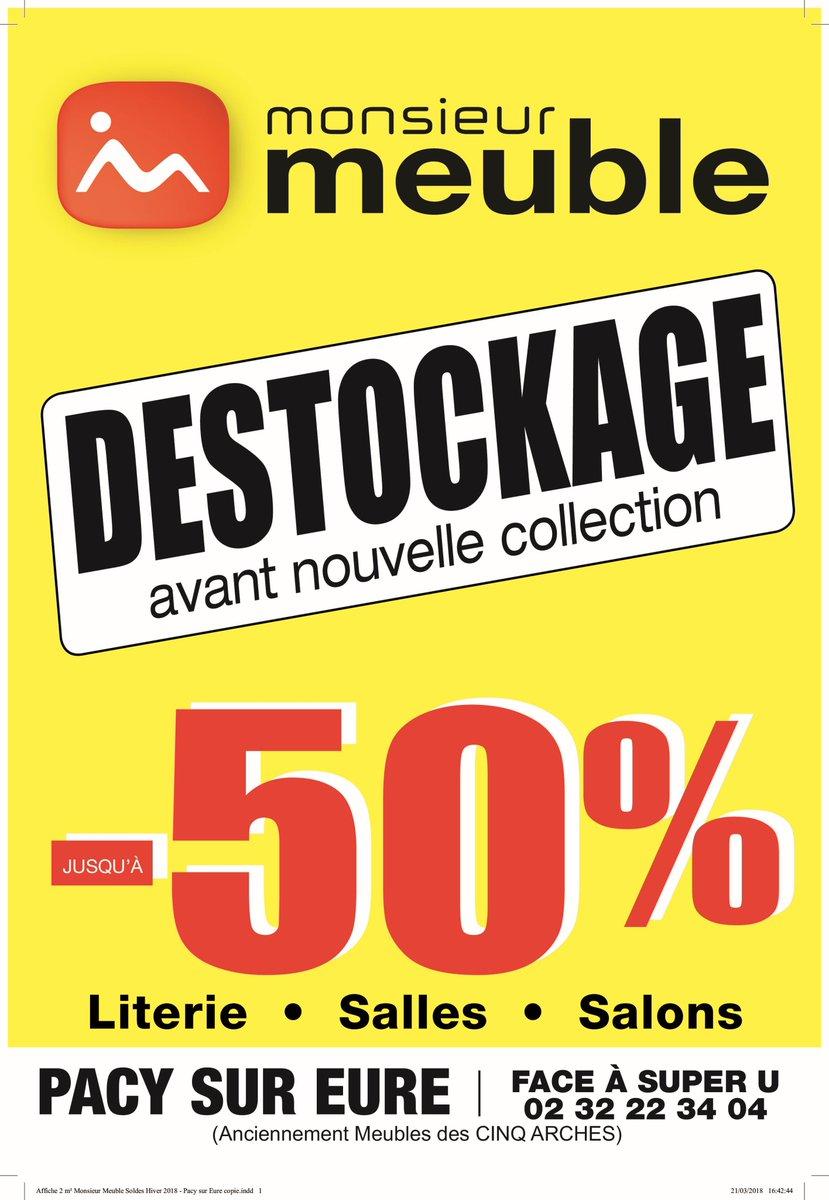 4daa6e85cde616 Monsieur Meuble PACY on Twitter: