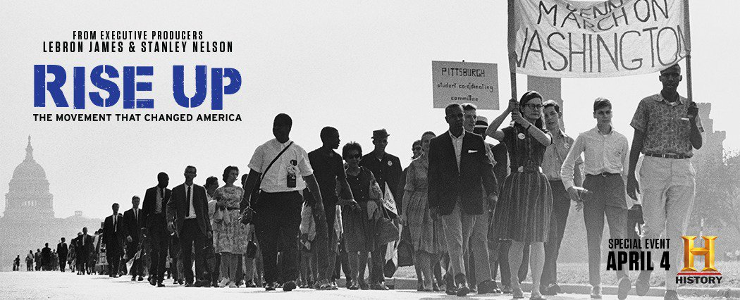 #MLK: Our lives begin to end the day we become silent about things that matter. Today we honor Martin Luther King Jr. 50 years after his assassination. We must work together to carry on his mission #MLK50 #RiseUp