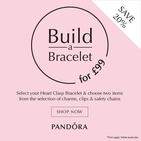 Swag Jeweller On Twitter Build A Pandora Bracelet For 99 Save 20 Https T Co E0u3i Pandorabracelet