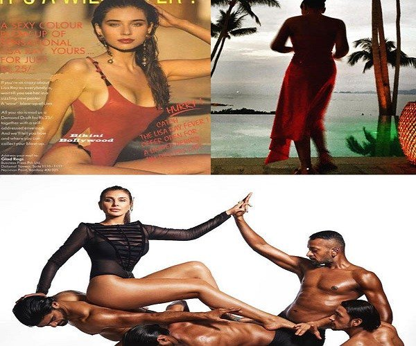 Happy birthday Lisa Ray enchanting pictures of the actress that prove age is just a number