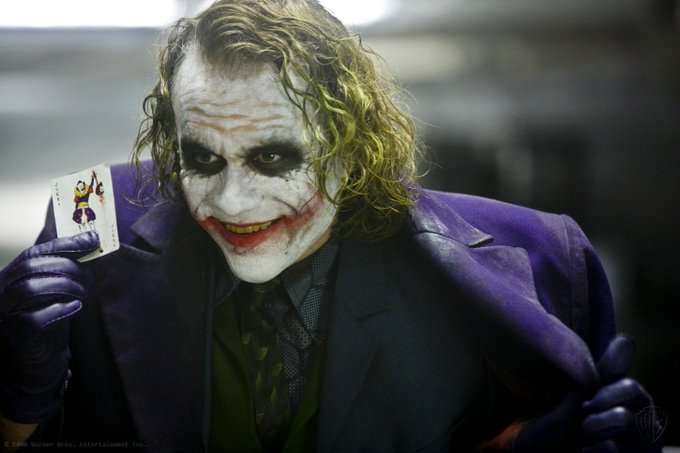 Happy birthday to Heath Ledger! He would have turned 39 today.