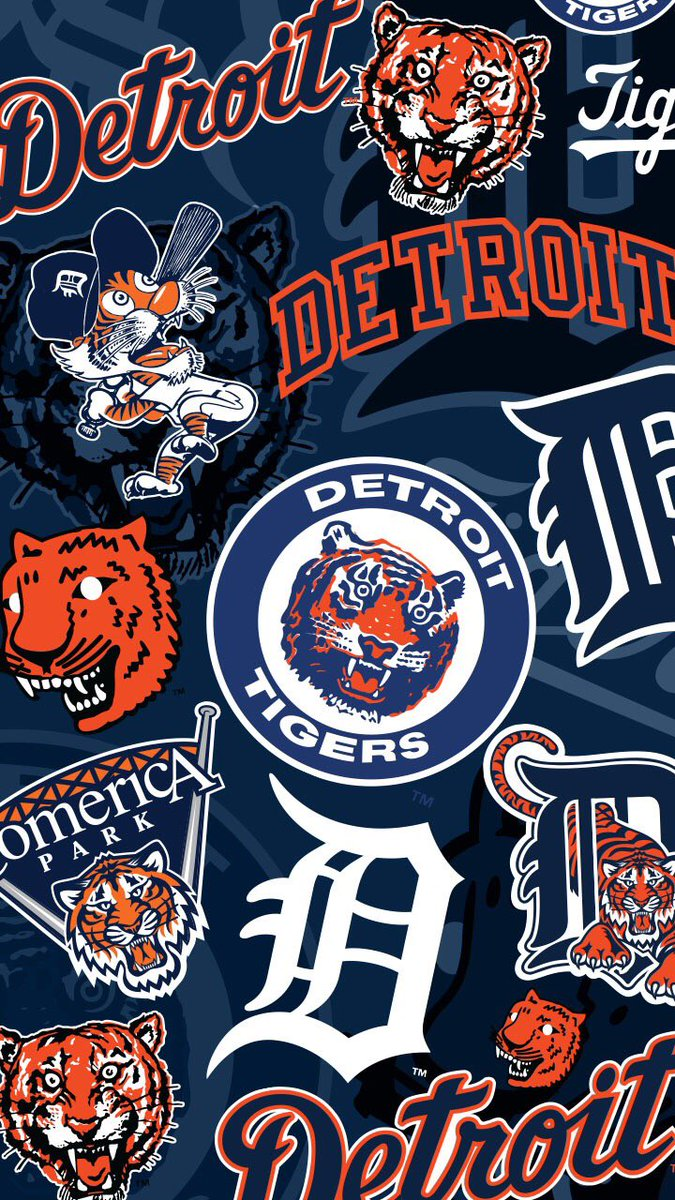 Detroit Tigers On Twitter Time To Upgrade Your Phone Wallpaper We Ve Got You Covered Wallpaperwednesday