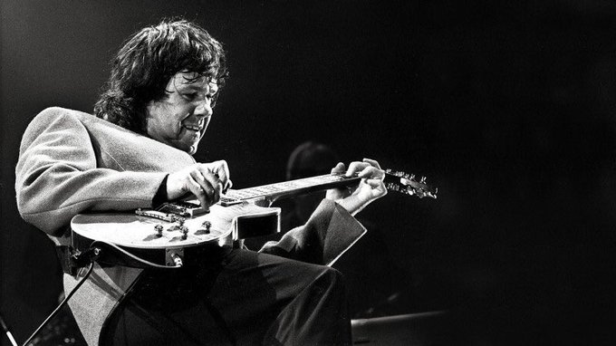 A happy birthday to the great Gary Moore - RIP in R&R heaven!
