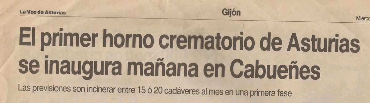 Funeraria Gijonesa على تويتر Esta Semana Estamos De Aniversario