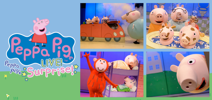 Peppa Pig Us On Twitter The Spring Tour Of Peppapiglive Kicks Off