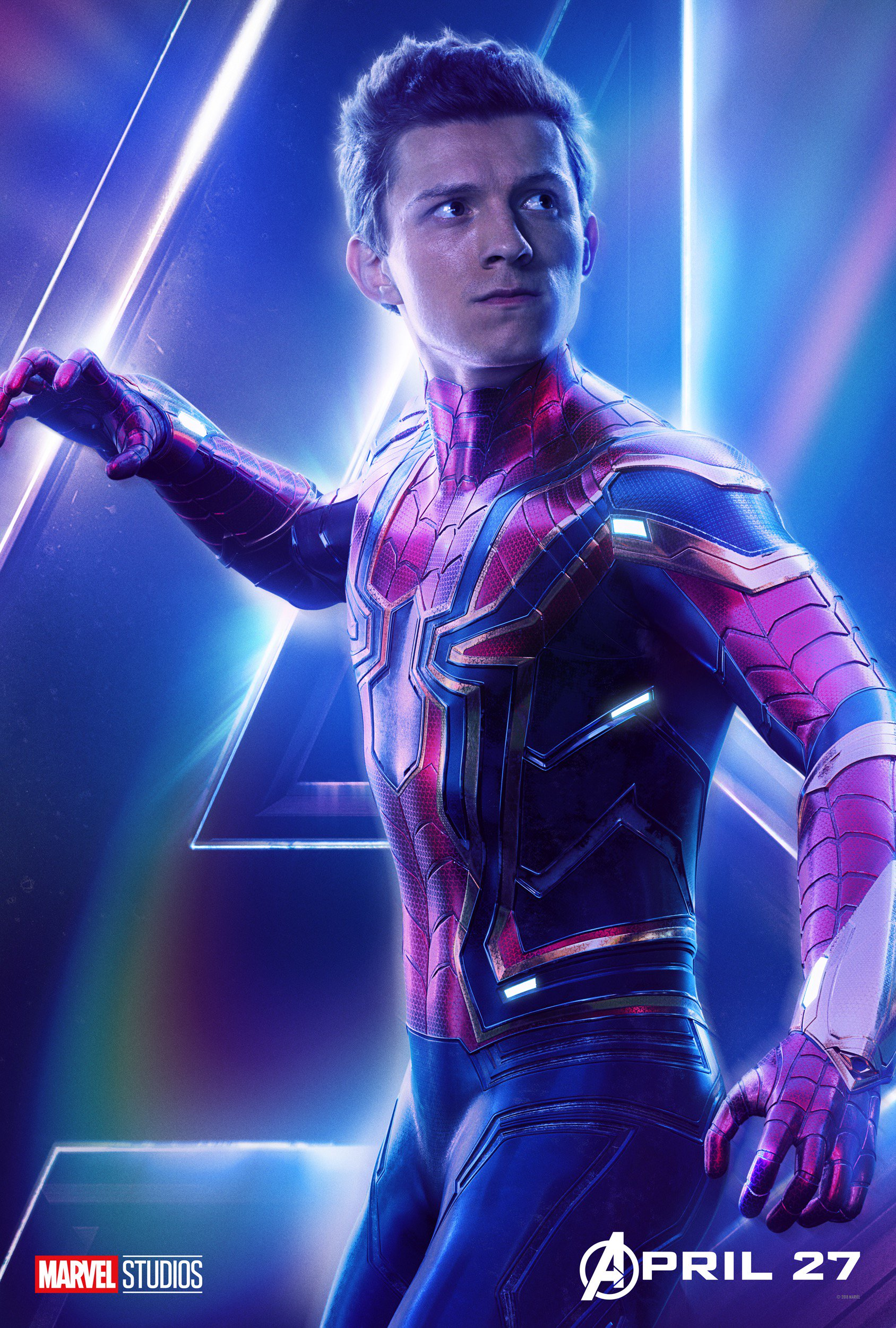 Avengers Assemble On 22 Stunning New Character Posters For Avengers