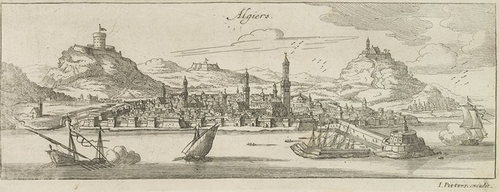 Ottoman Imperial Archives On Twitter Cezayir 17 Yuzyil Alger