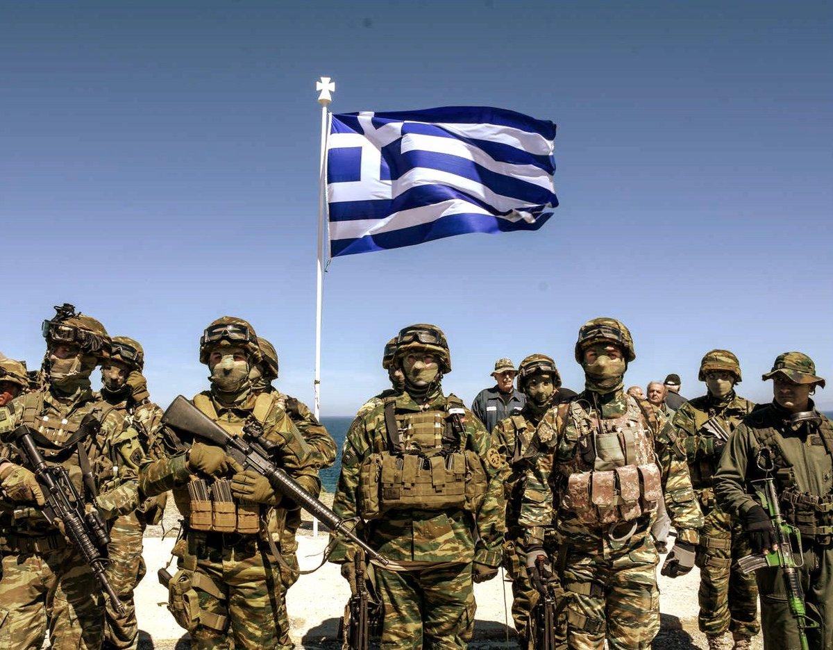 Greek soldiers vs Turkish robots, Who wins? - WAFF - World
