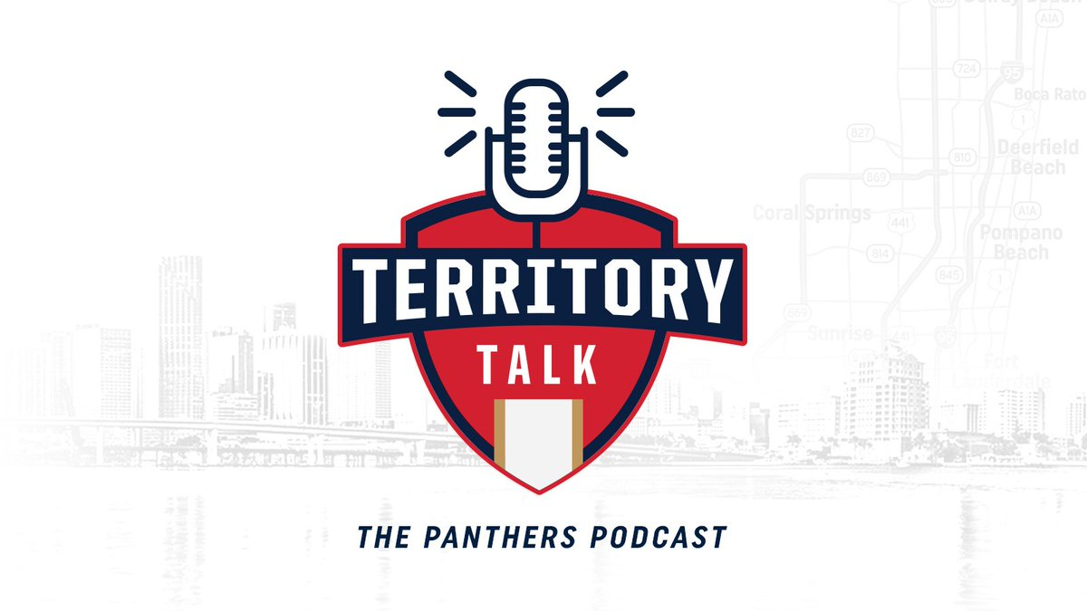 37f1df0bd15 An all-new episode of  TerritoryTalk is available NOW! This week s special  guest  Former Panther  LindsayBHockey! Available on iTunes