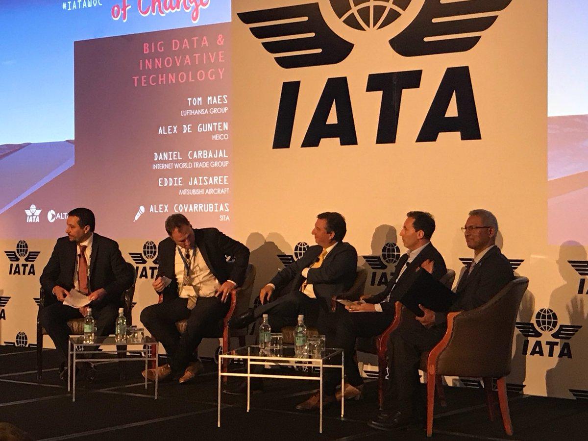 Resultado de imagen para IATA Wings of Change 2018