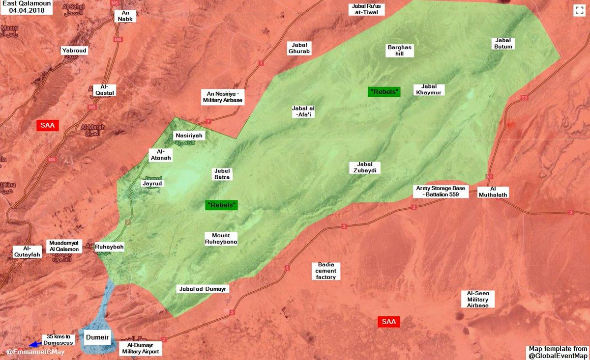 Расклады по Сирии