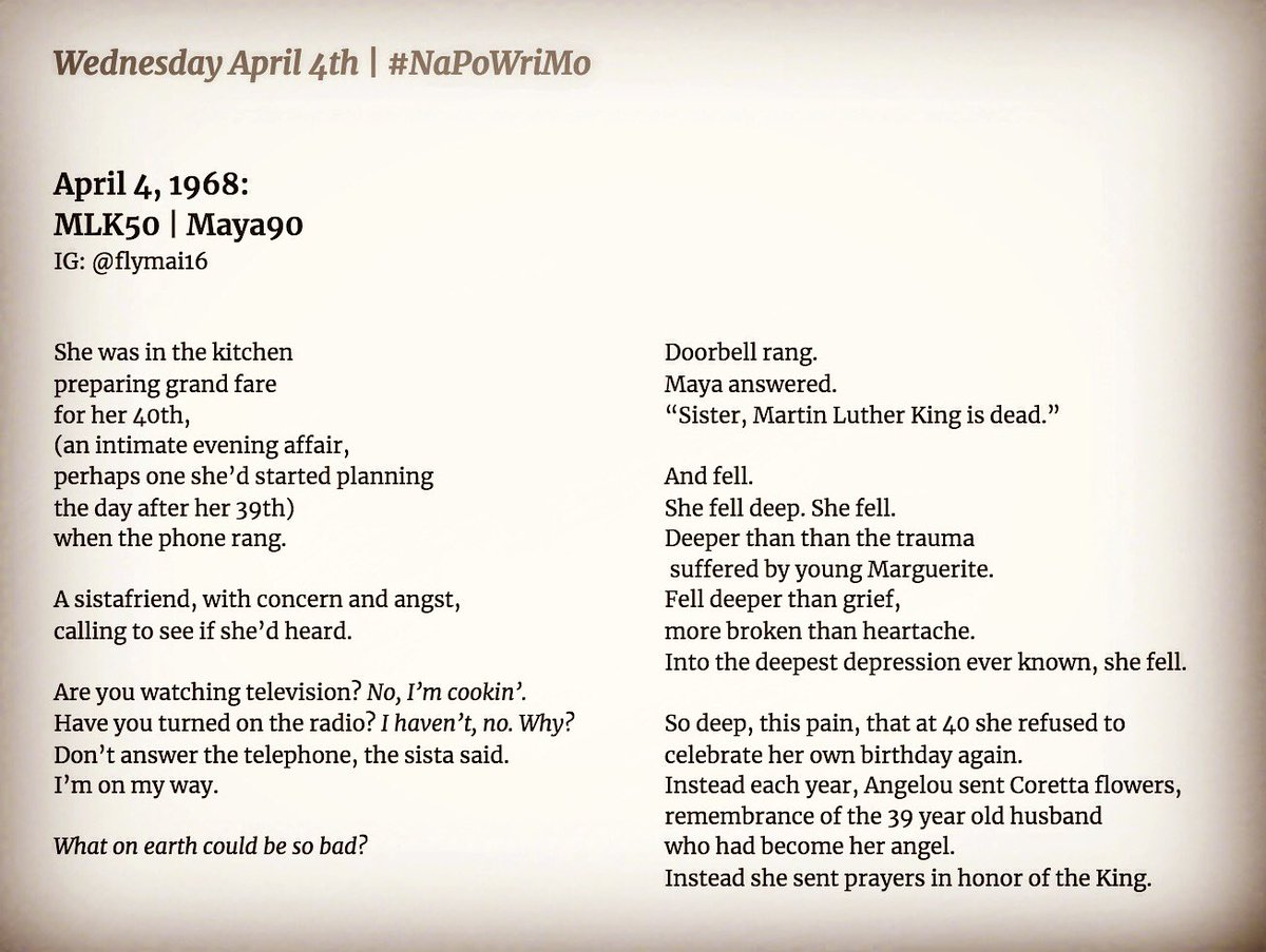 to marguerite poem