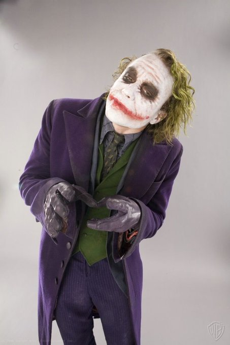 Happy Birthday to the late great, Heath Ledger!