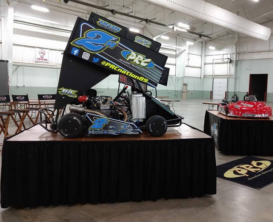 "Go Kart Racing Pa >> Phantom Chassis on Twitter: ""Tony Belk & Harrill Wiggins ..."