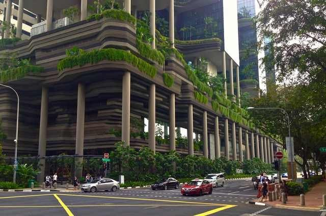 This hotel in Singapore is how all citie...