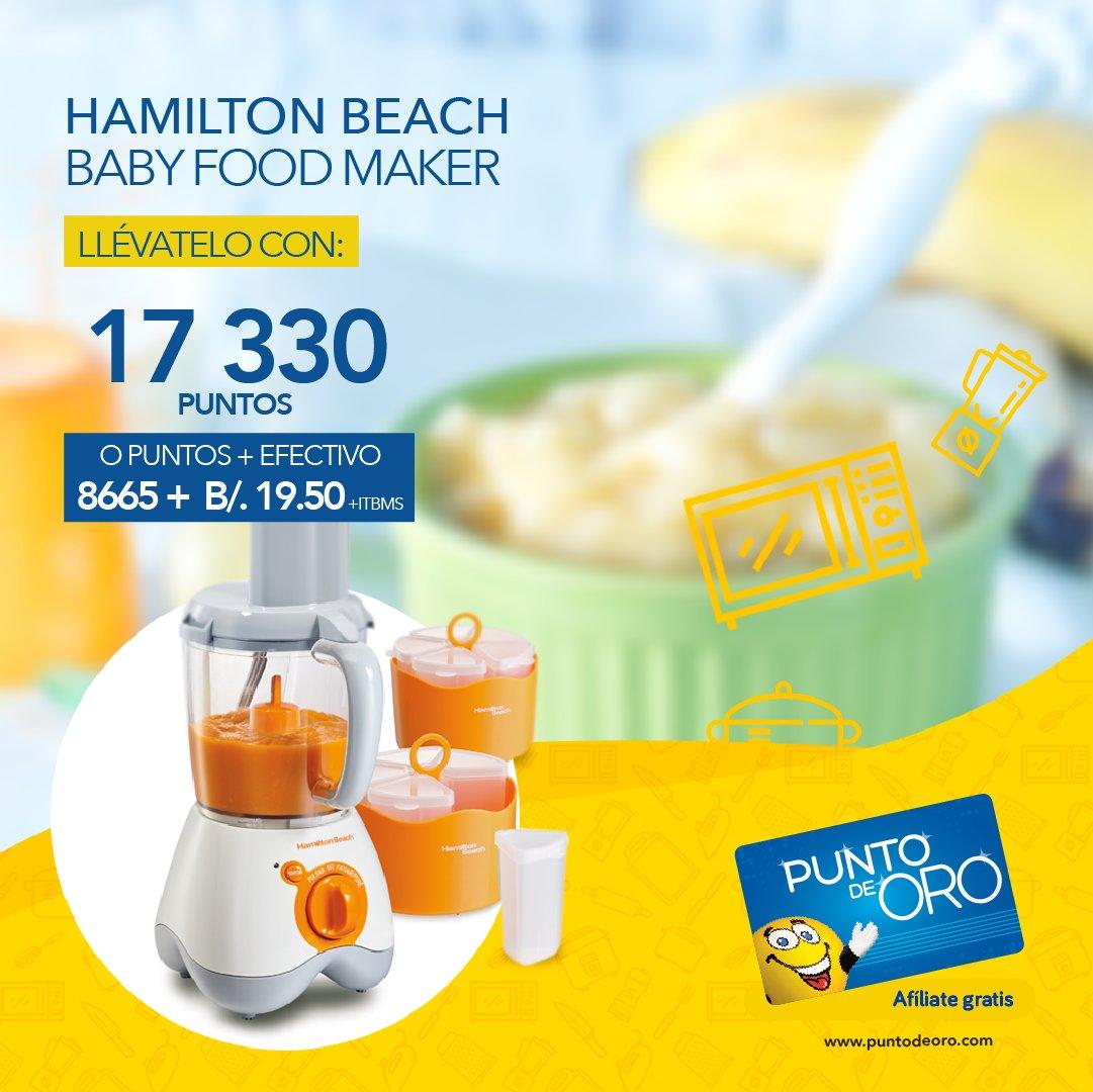 Bebe Baby Food Maker