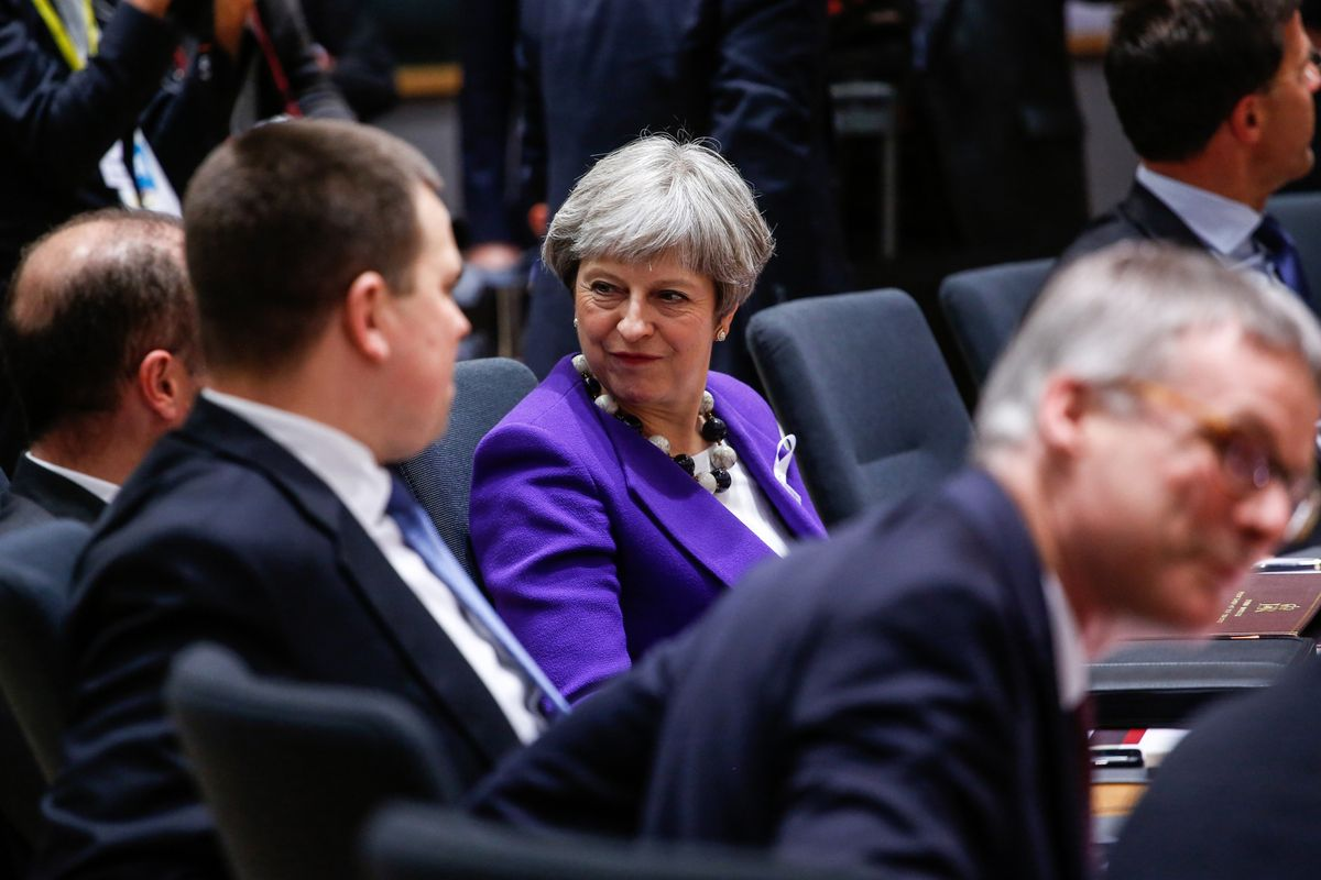How Theresa May persuaded the EU to unite behind her hard line on Russia https://t.co/rxV3cEHsCm