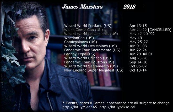 james marsters news on twitter ff jamesmarsters