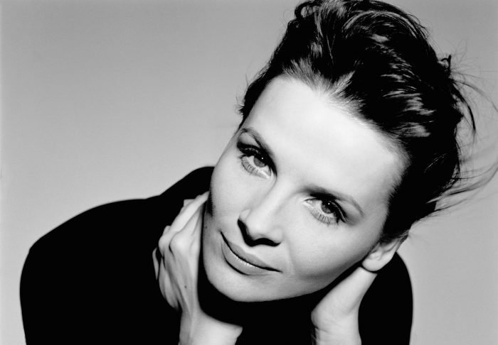 THE FACE OF ANOTHER:  Juliette Binoche....